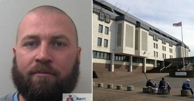 Paedophile tricked his way into home of mum-of-three he met online