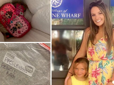 Mum teaches ungrateful daughter a lesson after she throws present in trash