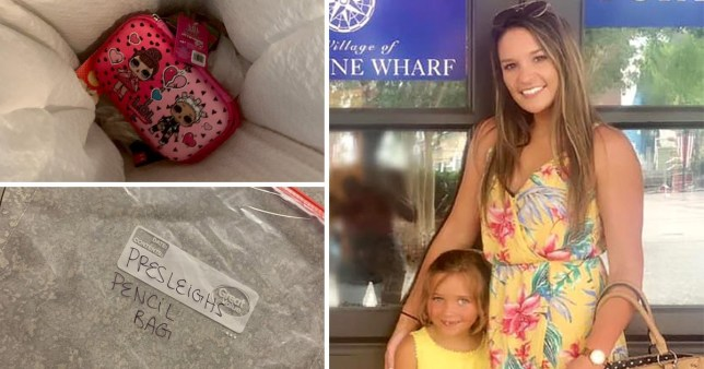 Mum teaches ungrateful daughter a lesson after she throws gift away
