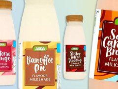 Asda is selling new milkshakes inspired by your favourite desserts
