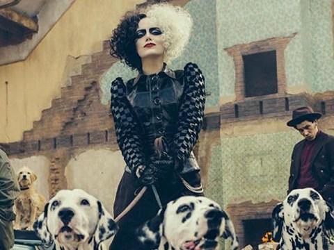Emma Stone says playing Cruella de Vil in Disney prequel is 'bananas'