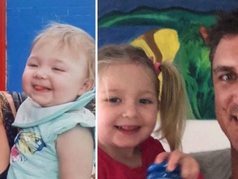 Mum 'murdered daughter, 3, after losing bitter custody battle'