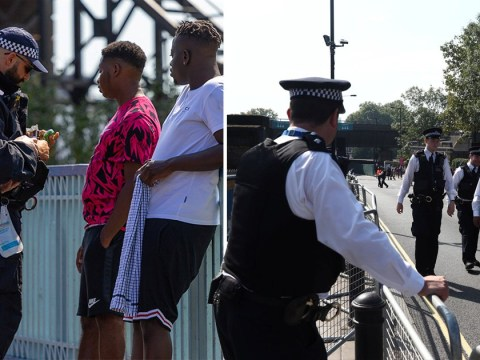 Police get extra stop and search powers after 100 Notting Hill Carnival arrests