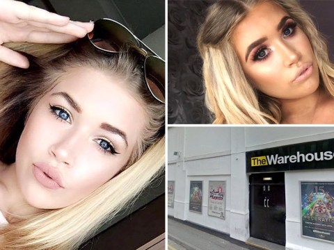 First picture of girl, 18, who died after suspected ecstasy overdose at nightclub