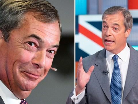 Nigel Farage wants to take on Boris Johnson in next general election