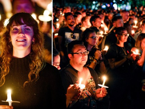 Manchester Pride comes to emotional end with candlelit vigil