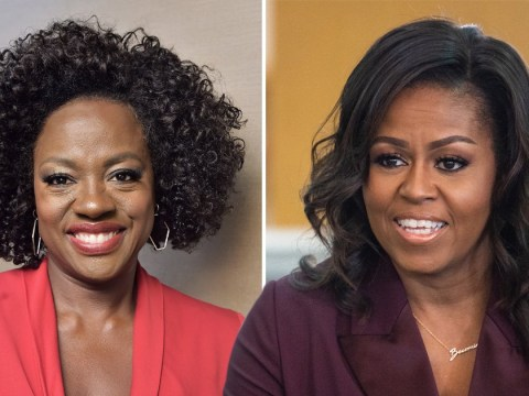 Viola Davis is playing Michelle Obama in a new show about First Ladies