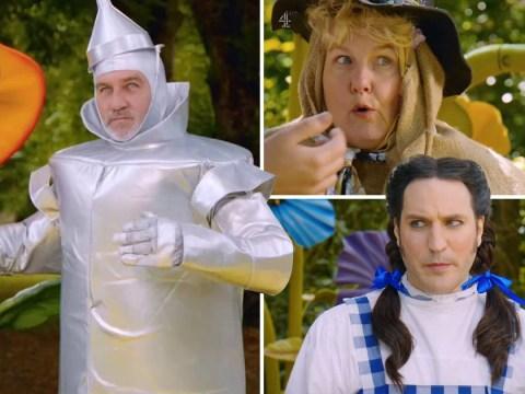Bake Off: Noel Fielding savages 'heartless' Paul Hollywood in hilarious start to season