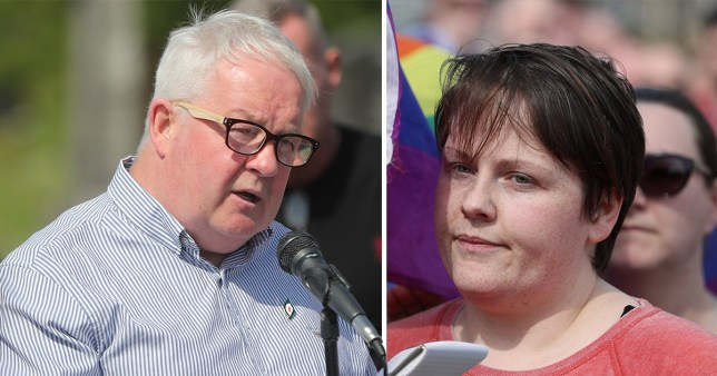 Lyra McKee's partner 'appalled' after Irish violence described as 'inevitable'