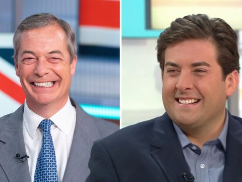James Argent calls out Nigel Farage for spinning false 'facts' to him over Sink Or Swim