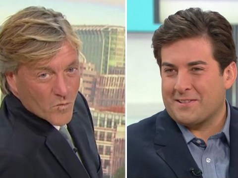 Richard Madeley criticised over 'rude' questions to James Argent over weight
