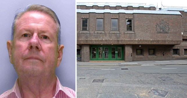 Kenneth Francis, 72, assaulted four boys under the age of 16