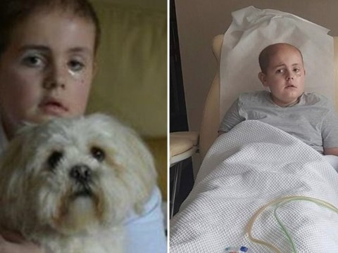 Boy, 12, denied NHS cancer radiotherapy gets all-clear after treatment in Turkey