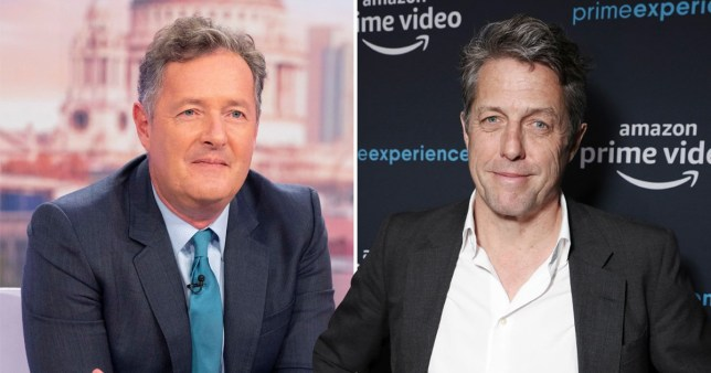Piers vs Hugh