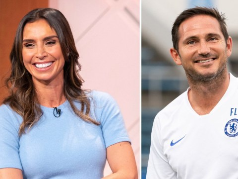Christine Lampard reveals her parents' underwhelming response to finding out she was dating a footballer