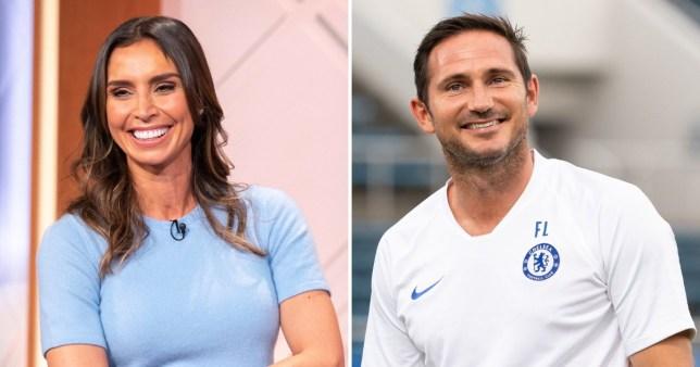 Christine Lampard Reveals Parents Low Key Response To Frank Lampard Metro News