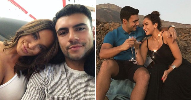 Vicky Pattison looks happier than ever with Ercan Ramadan