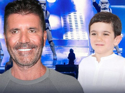 Simon Cowell genuinely emotional as Boogie Storm slay comeback on Britain's Got Talent: The Champions… with Eric Cowell?