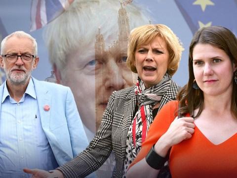 Opposition leaders unite to demand Boris reverses the suspension of Parliament