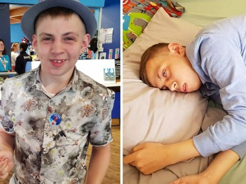 Cannabis oil 'stopped boy having 100s of fits a day'