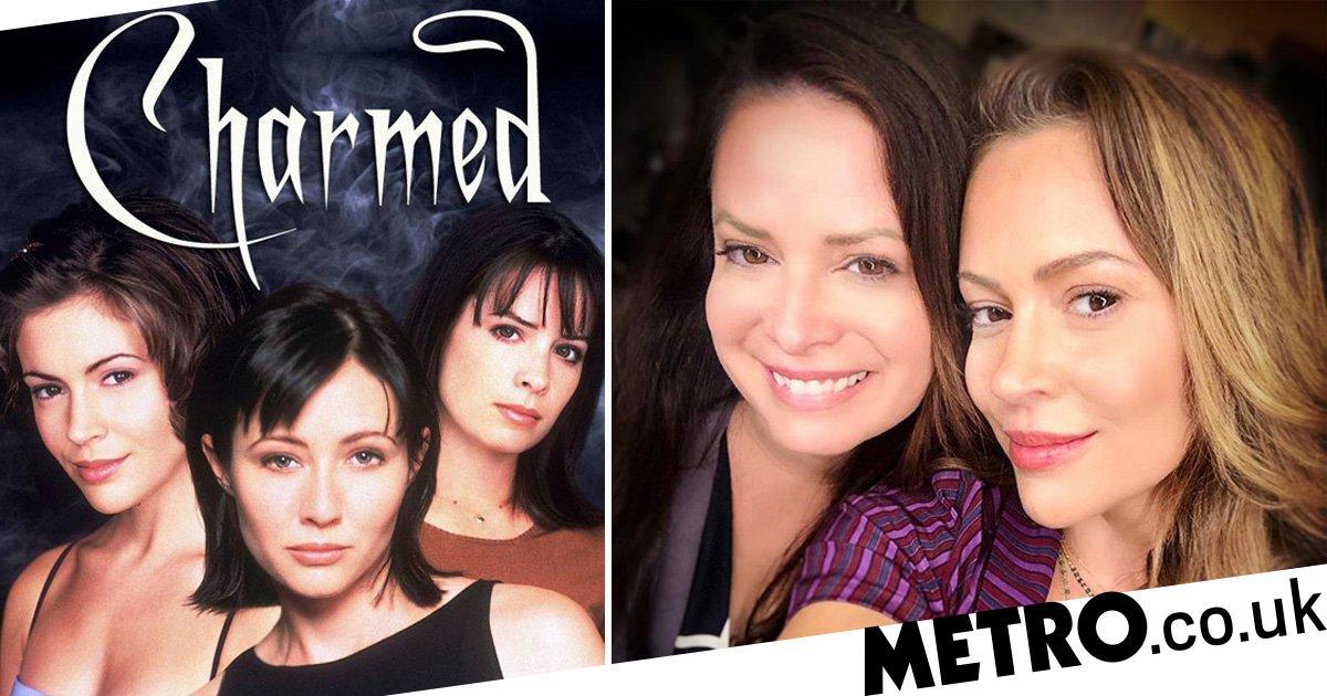 cast of original charmed