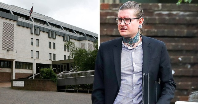 Man guilty of rape after lying that he 'fell' onto sleeping victim