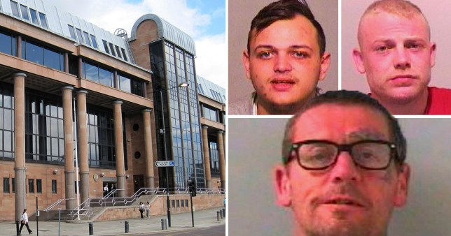 Kidnap gang who abducted stranger in South Shields are jailed