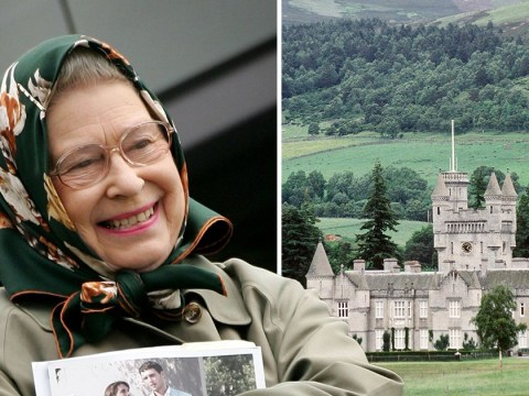 US tourists fail to recognise Queen during chat with the monarch at Balmoral