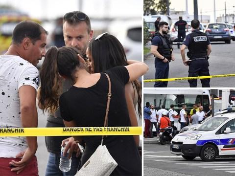 Man, 19, killed and nine injured after knifeman goes on stabbing rampage in Lyon