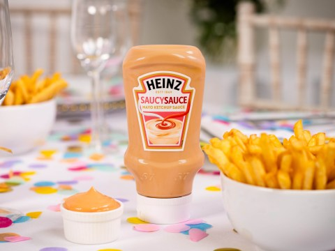 Heinz's mayo ketchup Saucy Sauce finally arrives in UK