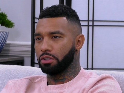 Celebs Go Dating's Jermaine Pennant blames own mum for him cheating on wife Alice Goodwin