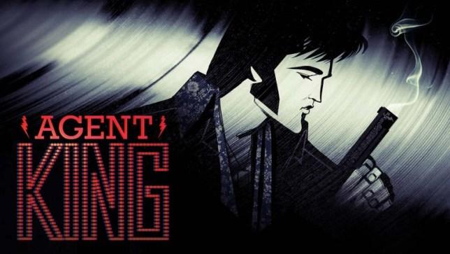 Netflix orders animated Elvis Presley spy series with Priscilla Presley serving as producer