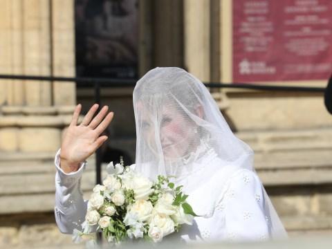 Ellie Goulding and Caspar Jopling marry in stunning wedding in York Minster cathedral