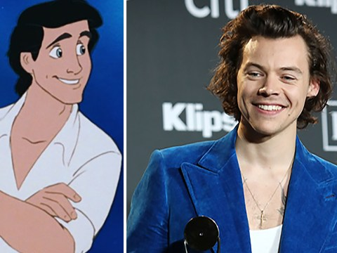 Harry Styles turns down role of Prince Eric in The Little Mermaid live action remake