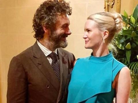 Michael Sheen is a dad again as girlfriend Anna Lundberg, 25, gives birth