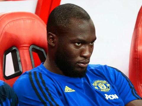 Ole Gunnar Solskjaer orders Romelu Lukaku to train with Manchester United's youth team