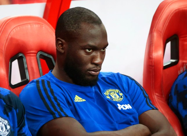 Romelu Lukaku has been told to train with Manchester United's reserves