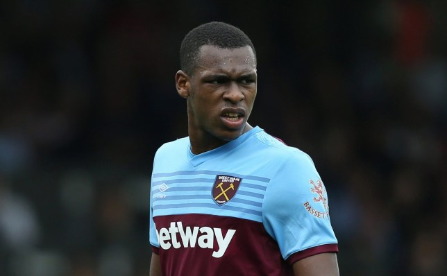 West Ham defender Issa Diop was wanted by Manchester United in the summer