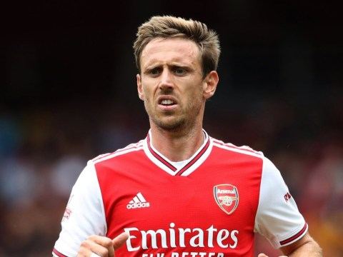 Nacho Monreal on verge of leaving Arsenal after agreeing contract with Real Sociedad