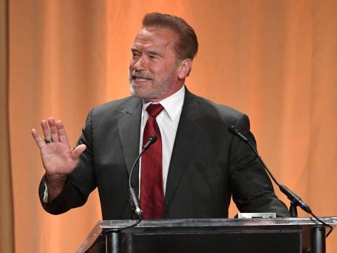 Arnold Schwarzenegger declares 'World War Zero' on climate change