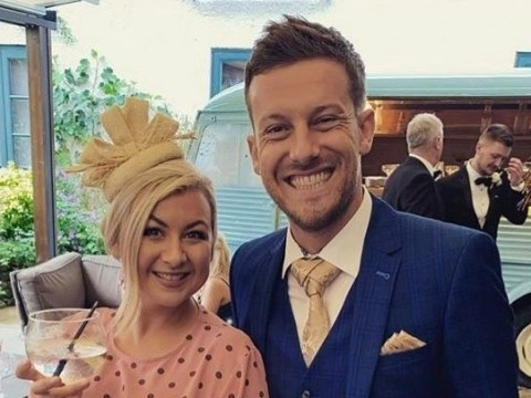 Strictly's Chris Ramsey is in trouble already as his wife jokes the show's curse has struck