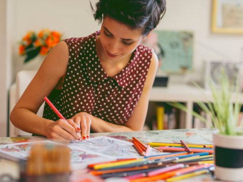 Are adults still using colouring books to improve their mental health?