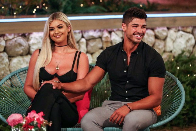 Love Island's Belle Hassan says Anton Danyluk is 'enjoying fame' after their split