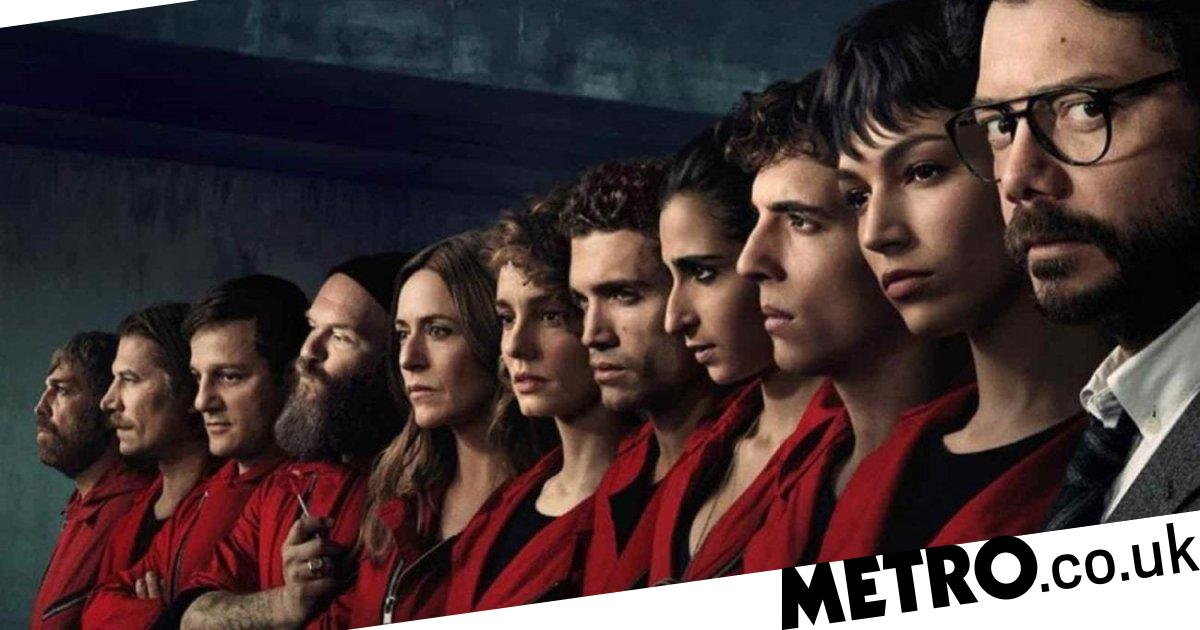 Netflix's Money Heist could be being remade into a Hindi film