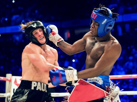 When is the KSI vs Logan Paul rematch and how did the first fight end?