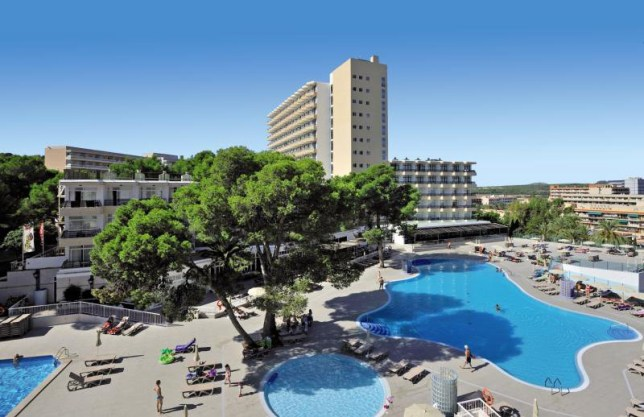 A FIVE-year-old British boy has been rushed to hospital in a ?critical? condition after reportedly collapsing at his Magaluf hotel. Local reports said the youngster, who was on holiday with his family, was revived by paramedics who practiced CPR on him during a near hour-long drama after he went into cardiac arrest. The family were staying at the four-star Sol Barbados Hotel, which today/yesterday (SAT) declined to comment. Respected island newspaper Cronica Balear said the youngster had been complaining of stomach pains and had been vomiting before he collapsed. It also said his parents had decided to give him a paracetamol before he took a turn for the worse. Several local police patrols and at least three ambulances responded to an emergency call from the hotel, which is understood to have been made just before midday yesterday/on Friday after a doctor was called. Paramedics reportedly managed to recover the boy?s pulse using CPR after arriving to find the doctor and local police assisting him, but he is said to have still been unconscious when he was rushed to Son Espases Hospital in the island capital Palma with a police escort in a ?critical condition.? Local police in the capital Palma were also drafted in to help their colleagues in the neighbouring municipality of Calvia, which covers the resort of Magaluf, and clear roads to make sure the ambulance carrying the youngster reached hospital as soon as possible. Cronica Balear did not publish the nationality of the youngster, but well-placed sources confirmed this morning/yesterday morning (SAT) he was British. It was not made clear how long he had been without a pulse and what could have caused the drama. Officials at Son Espases Hospital were not immediately available for comment this morning/yesterday morning (SAT). Hotel staff told journalists to call the Majorcan HQ of parent firm Melia, but a receptionist said the offices were closed and no-one was available until Monday.