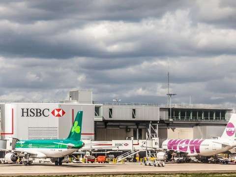 Two pilots arrested at Glasgow Airport for 'failing breath test' before flight