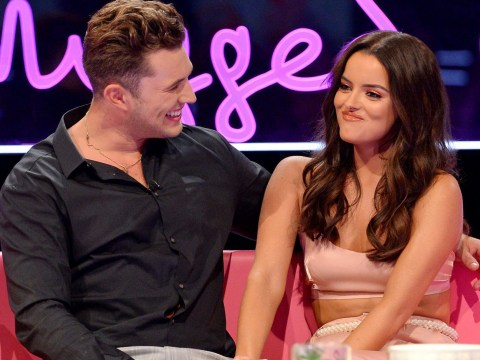 Maura Higgins reveals Love Island cut Curtis Pritchard's nickname for her from show