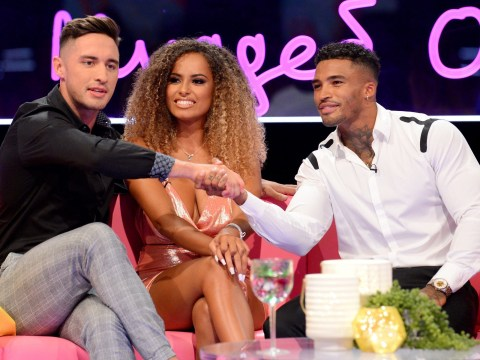 Love Island's Greg O'Shea wants everyone to lay off Michael Griffiths as he cosies up to Amber Gill