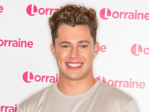 What has Love Island's Curtis Pritchard said about his sexuality?